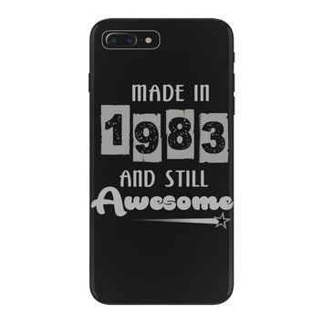 made in 1983 and still awesome iPhone 7 Plus Case