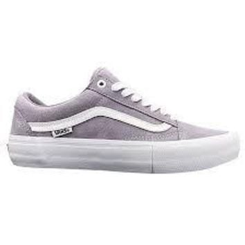 Vans Old Skool Pro-Lilac Grey