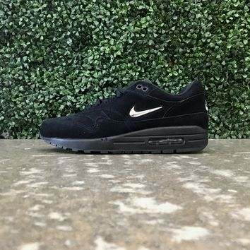 KUYOU Nike Air Max 1 Premium SC (Black/Chrome) 12/15/17