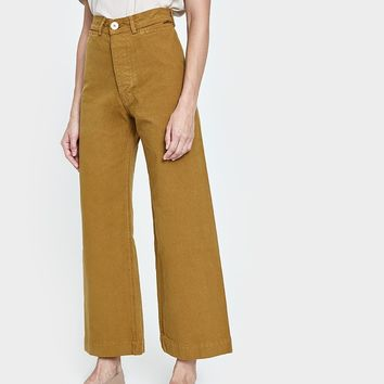 Jesse Kamm / Sailor Pant in Tobacco