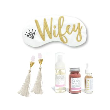 THE WIFEY FOR LIFEY PAMPERING GIFT SET