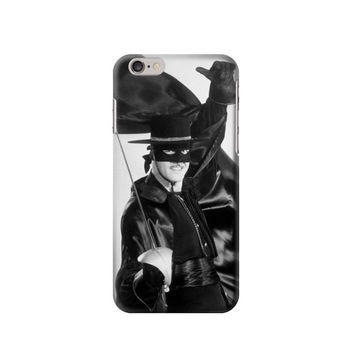 P2752 The Mark Of Zorro Phone Case For IPHONE 6S