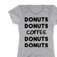Donuts Donuts Coffee Donuts Donuts