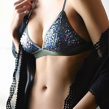 Love Stories Womens Showgirl Bra