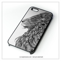Lion Quote Bible Verse iPhone 4 4S 5 5S 5C 6 6 Plus , iPod 4 5 , Samsung Galaxy S3 S4 S5 Note 3 Note 4 , HTC One X M7 M8 Case