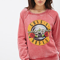 Guns N' Roses Graphic Sweatshirt