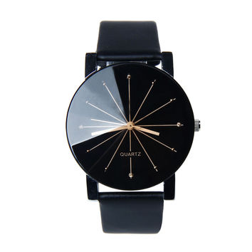 Sleek Compass Inspired Watch