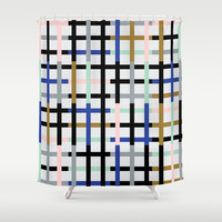 No way Shower Curtain by Leandro Pita
