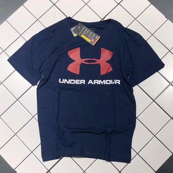 Under Armour Woman Men Fashion Tunic Shirt Top Blouse