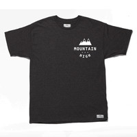 Ski Tee - Black – MUTTONHEAD