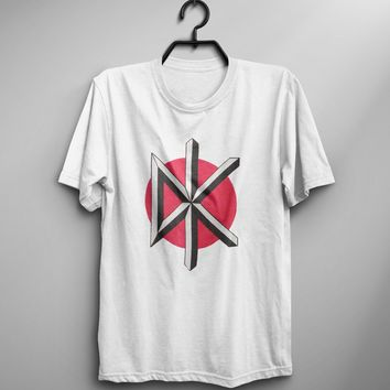 SHIRT DEAD KENNEDYS Punk Rock Band Trashed Tshirt New Gildan Mens Anti-fashion T Shirt O-Neck 100%cotton
