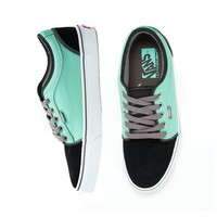 M. CHUKKA LOW - BLACK/MINT | Boathouse Stores