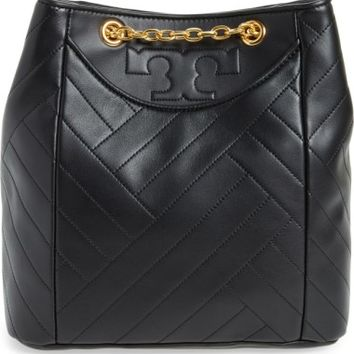 Tory Burch Alexa Leather Backpack | Nordstrom