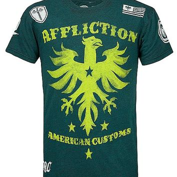 Affliction American Customs Bolt T-Shirt
