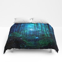 magical path Comforters by Haroulita