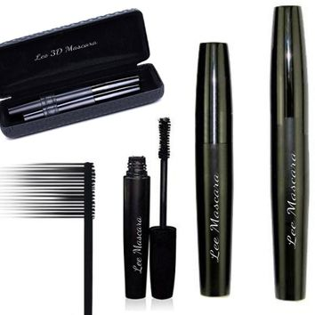 Mascara Lee Lash 3D Longer Thicker & Stronger Voluminous Boosting Conditioning