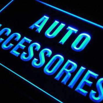 Car Auto Accessories LED Neon Light Sign