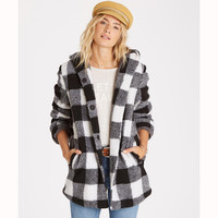 INTO THE FOREST PLUSH COAT