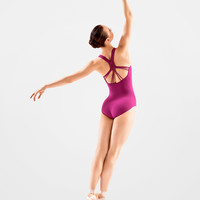 Free Shipping - Adult Rouleau Weave Tank Leotard by BLOCH