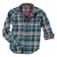 Boy's Tailor Vintage Reversible Twill Woven
