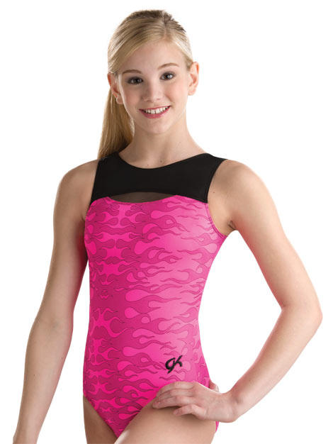 Hot to Trot Fierce Workout Leotard from from GK Elite