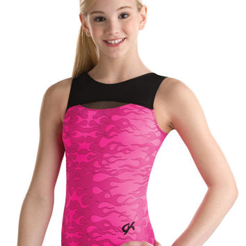 Hot to Trot Fierce Workout Leotard from GK Elite
