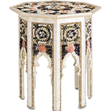 Currey Aladdin Occasional Table-3148