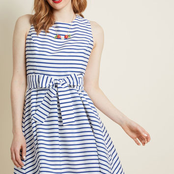 Certifiably Classic A-Line Dress