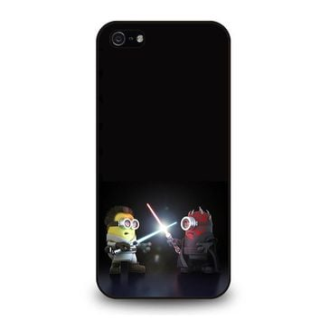 MINIONS DESPICABLE ME STAR WARS iPhone 5 / 5S / SE Case Cover
