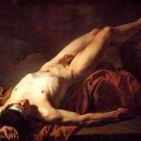 Male Nude; Hector (Fine Art Giclee)
