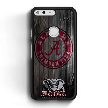 Alabama Crimson Tide Google Pixel Case