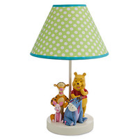 Disney Winnie the Pooh and Pals Lamp for Baby   Disney Store
