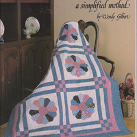 Dresden Plate a simplified method quilt book by Wendy Gilbert a Quilt in a Day publication