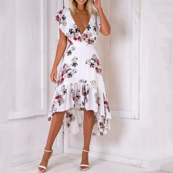 Diana Lynn Spanish Floral Dress