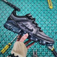 Nike Air Vapormax 2019 Ghost Black Sport Running Shoes - Best Online Sale
