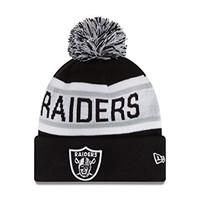 New Era Biggest Fan Redux Knit Beanie with Pom
