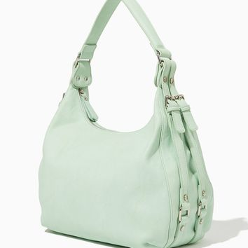 Buckle Slouch Hobo | Handbags - Fashion Accessories | charming charlie