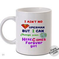 Superman Funny Quotes, Coffee mug coffee, Mug tea, Design for mug, Ceramic, Awesome, Good, Amazing