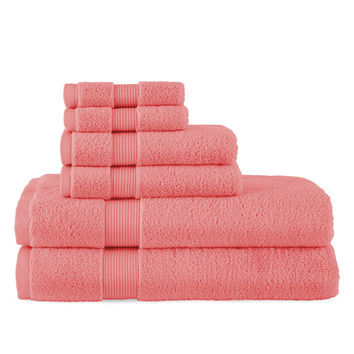 Royal Velvet Signature Soft Solid Bath Towels JCPenney