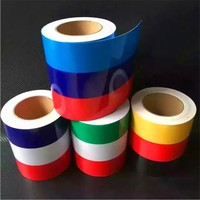 5 Meter Universal 15cm width 3 color Car Styling Stripes Sticker Vinyl France Germany Italy Flag Decals Car Accessories For BMW