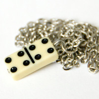 Domino Necklace