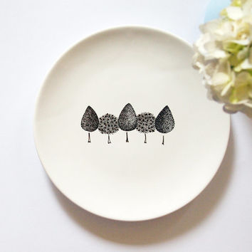 Garden plate - Small Size