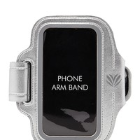 Active Metallic Phone Armband