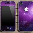 Buy 2 get 1 free - Galaxy Iphone 4, 4s skin cover (s101)