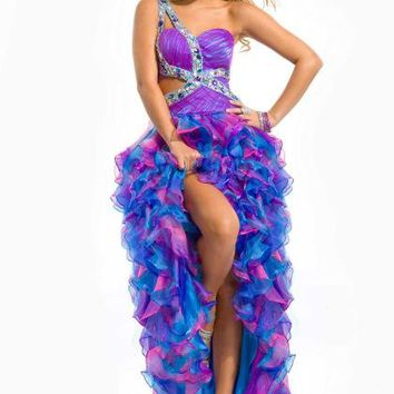 Party Time Gown 6058 Prom Dress - PromDressShop.com