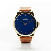 Breda Rand Gold Watch
