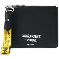 """For Display Only"" Pouch by OFF-WHITE"