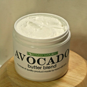 Avocado Body Butter Shea Butter Lotion Avocado Butter Avocado Moisturizer Avocado Oil Body Lotion Whipped Body Butter Skin Care Body Cream