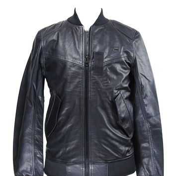 G-Star Raw JACOR LEATHER BOMBER