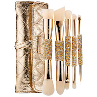 Sephora: SEPHORA COLLECTION : Double Time Double Ended Brush Set : makeup-brush-sets